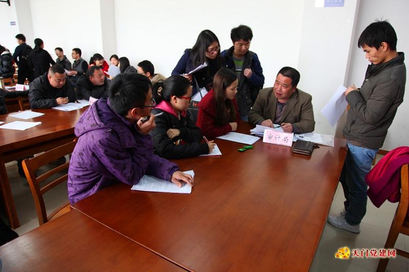 我市在汉开展事业单位引进优秀大学毕业生集中见面活动